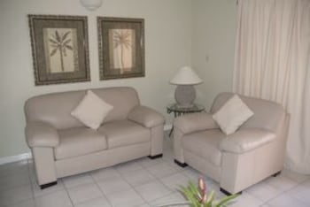 Living Room, HBK Villa Rentals at Jolly Harbour