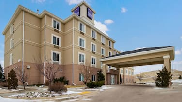 Sleep Inn And Suites Rapid City