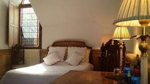 Extra bedden, gratis wifi