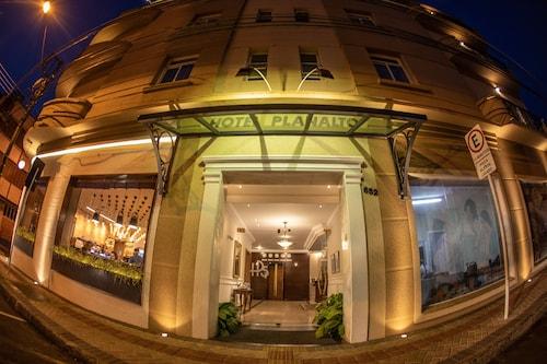 플라날토 셀렉트 호텔 폰타 그로사