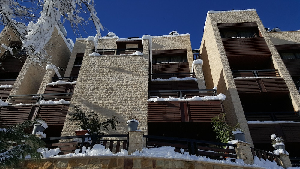 Exterior detail, Faraya Village Club