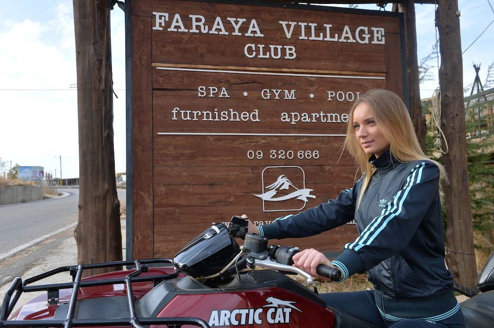 Property Amenity, Faraya Village Club