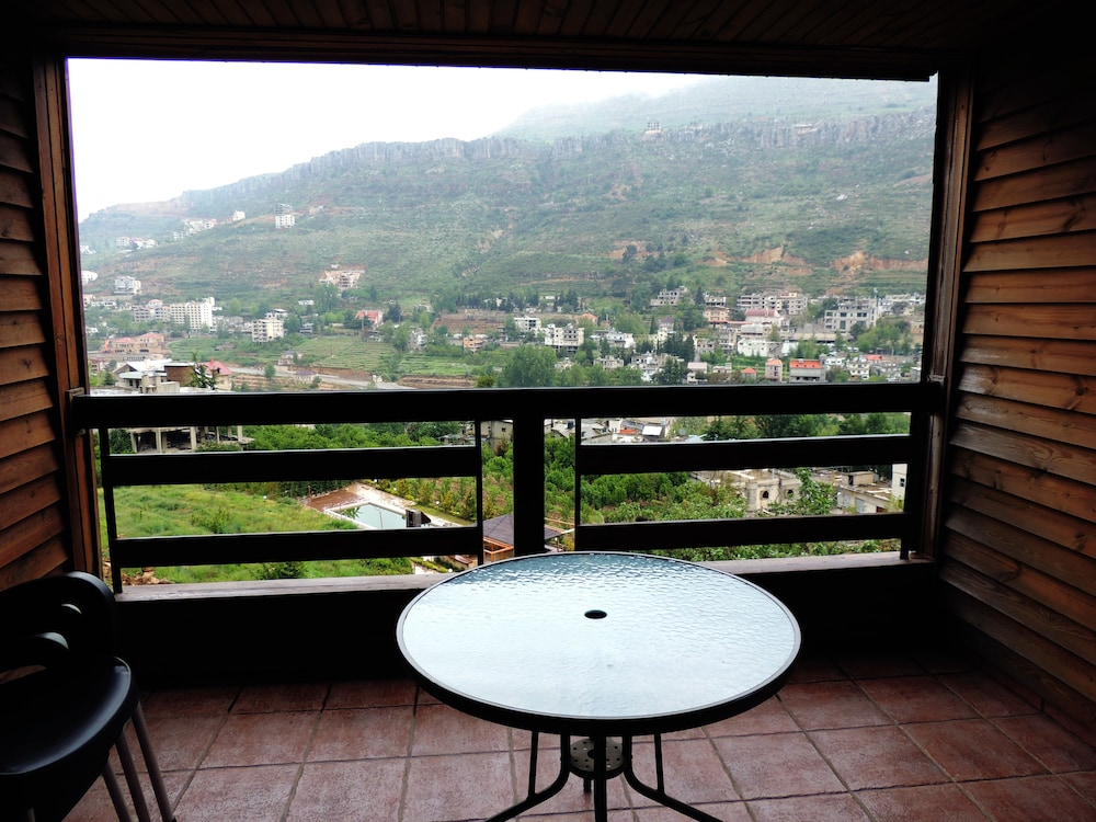 Balcony, Faraya Village Club