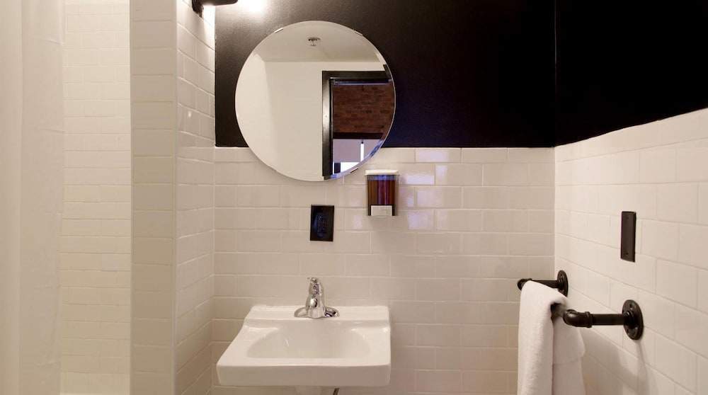 Bathroom Sink, The New York Loft Hostel
