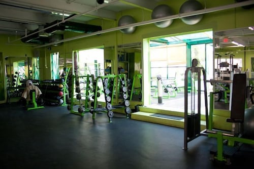 Fitness Facility, The New York Loft Hostel