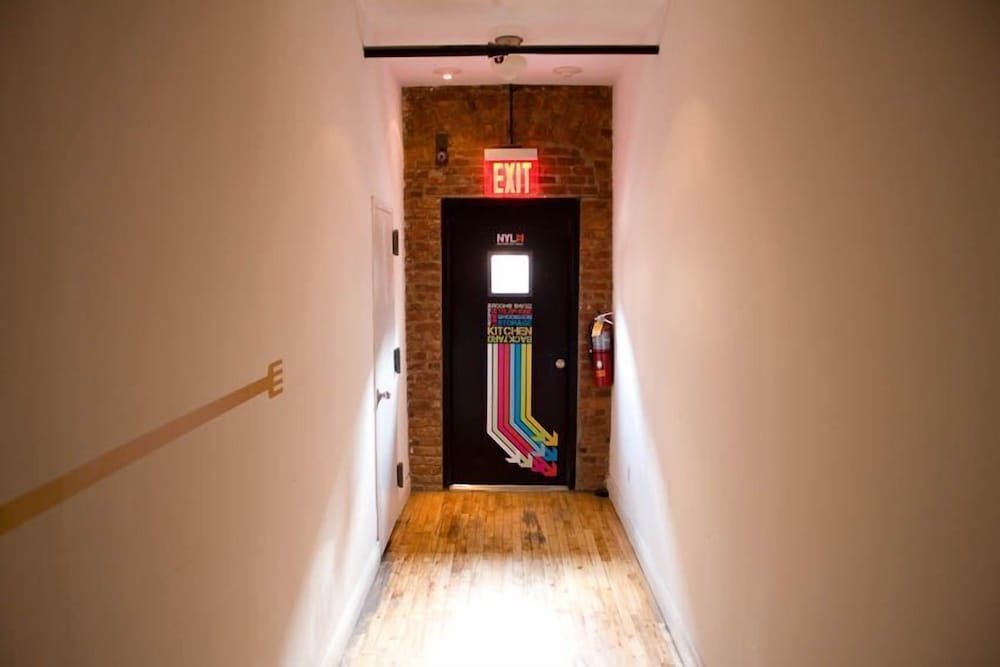 Hallway, The New York Loft Hostel