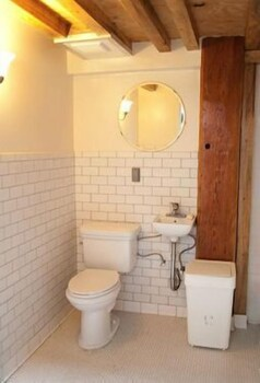 Bathroom, The New York Loft Hostel