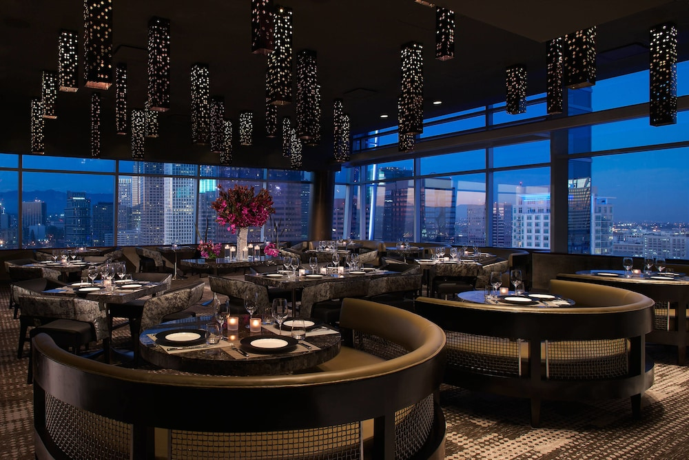 Restaurant, JW Marriott Los Angeles L.A. LIVE
