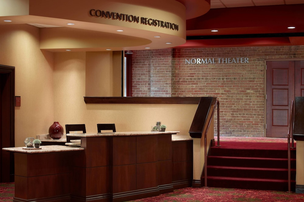 Meeting Facility, Bloomington-Normal Marriott Hotel & Conference Center