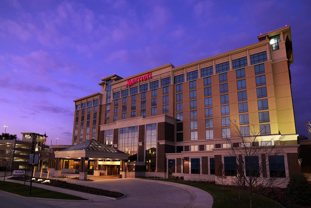 Featured Image, Bloomington-Normal Marriott Hotel & Conference Center