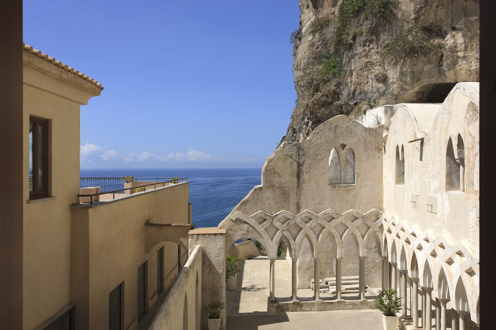 Exterior detail, NH Collection Grand Hotel Convento di Amalfi