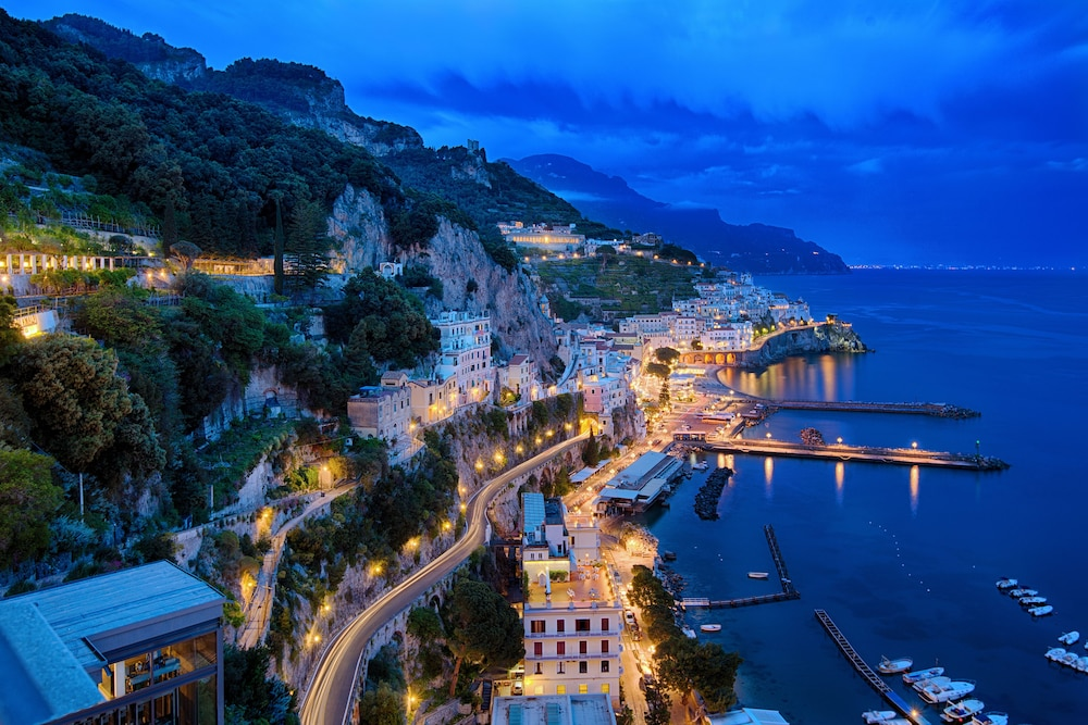 View from Property, NH Collection Grand Hotel Convento di Amalfi