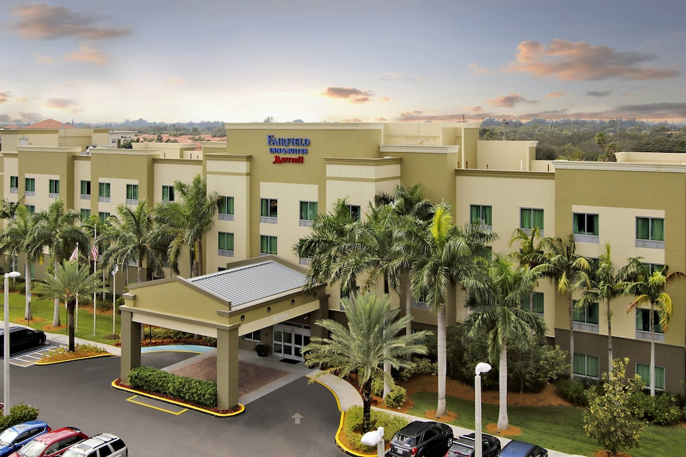 Fairfield Inn & Suites Fort Lauderdale Airport-Cruise Port in Fort