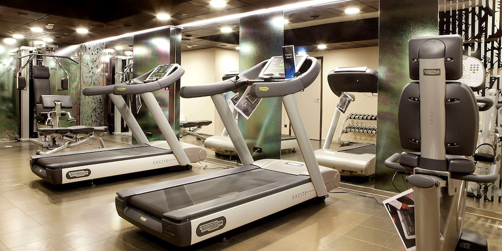 Fitness Facility, Radisson Sonya Hotel, St. Petersburg