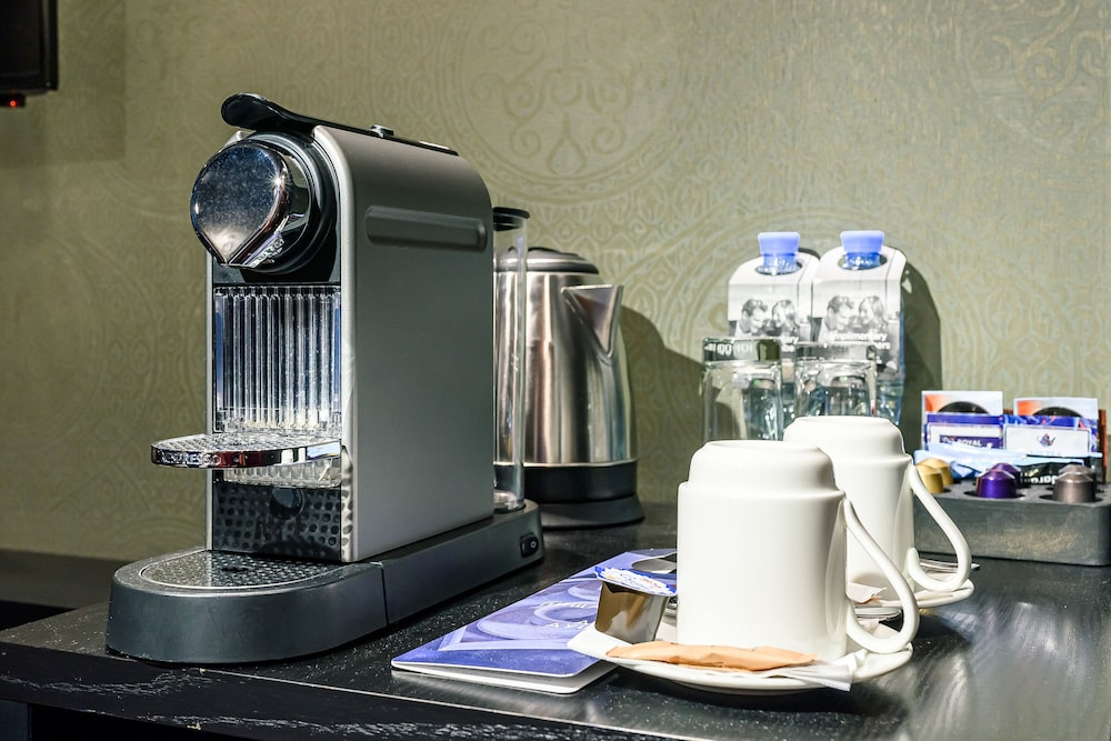Coffee and/or Coffee Maker, Radisson Sonya Hotel, St. Petersburg