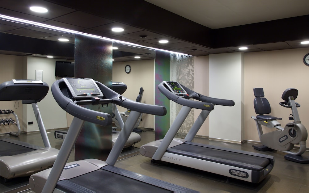 Gym, Radisson Sonya Hotel, St. Petersburg