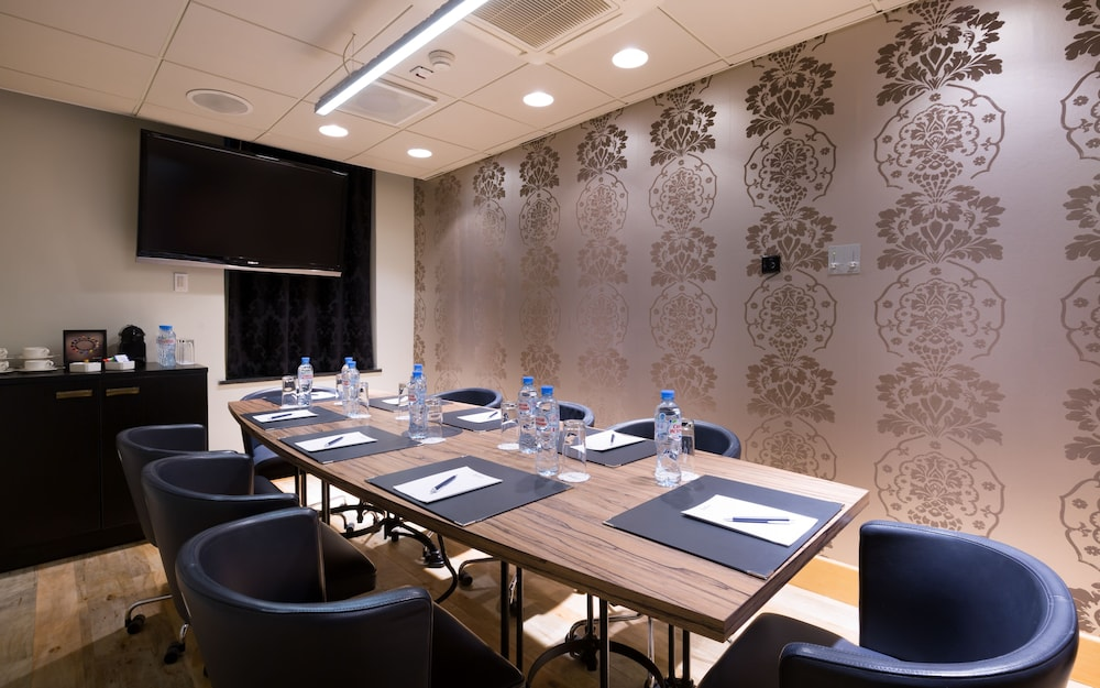Meeting Facility, Radisson Sonya Hotel, St. Petersburg