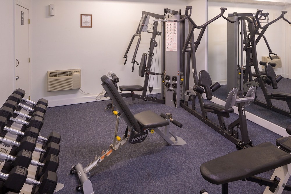 Fitness Facility, Palm Beach Resort