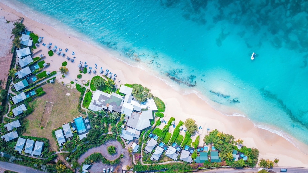 Aerial View, Keyonna Beach Resort All Inclusive - Couples Only