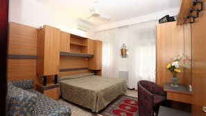 In-room safe, desk, cribs/infant beds, free WiFi