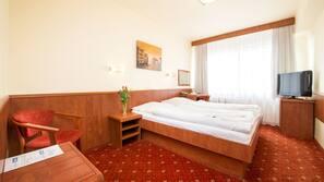 Select Comfort-madrasser, skrivbord och gratis wi-fi
