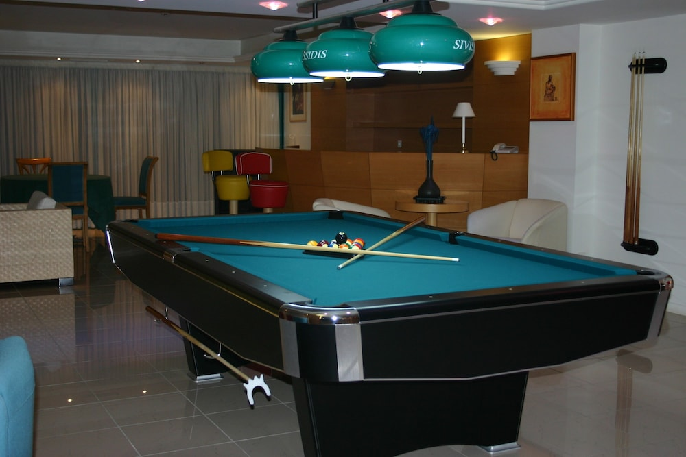 Billiards, Poseidon Palace