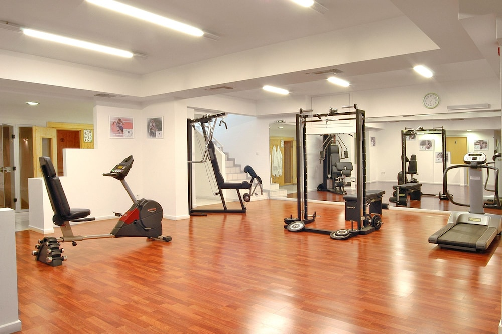 Gym, Poseidon Palace
