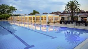 5 piscine all'aperto
