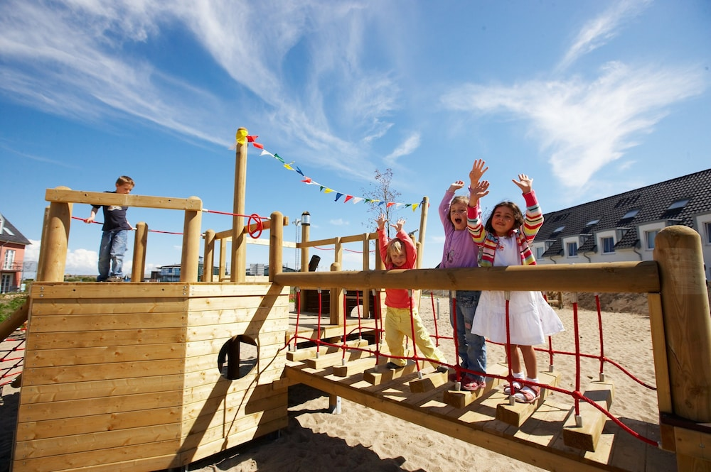 Children's Play Area - Outdoor, Tui Blue Sylt
