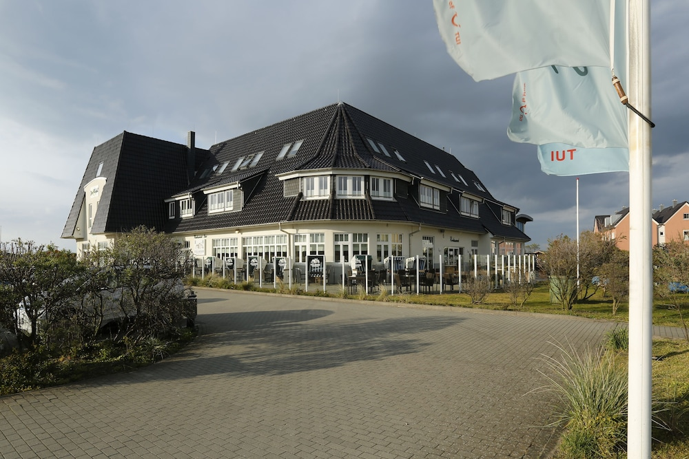 Front of Property, Tui Blue Sylt