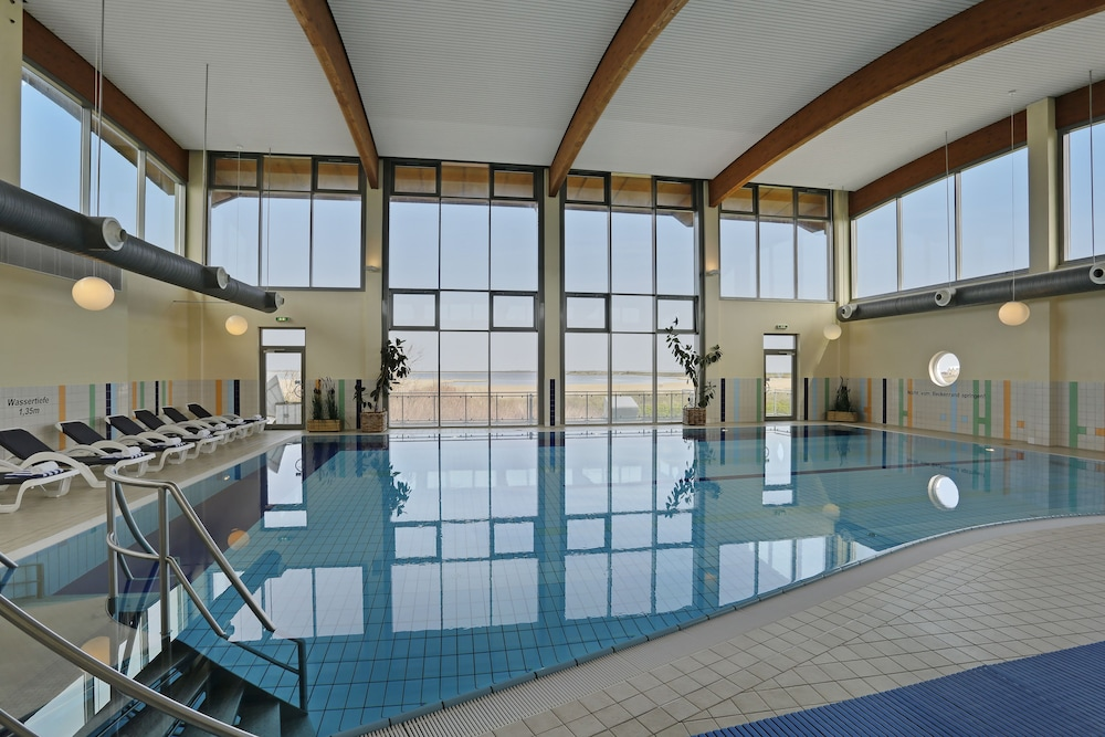 Indoor Pool, Tui Blue Sylt
