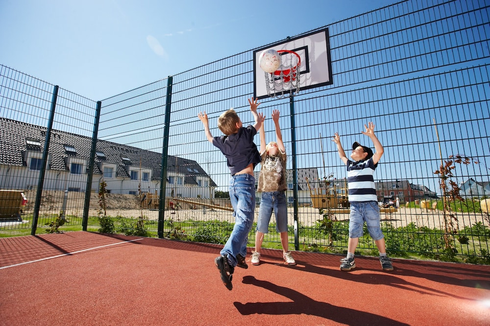 Basketball Court, Tui Blue Sylt