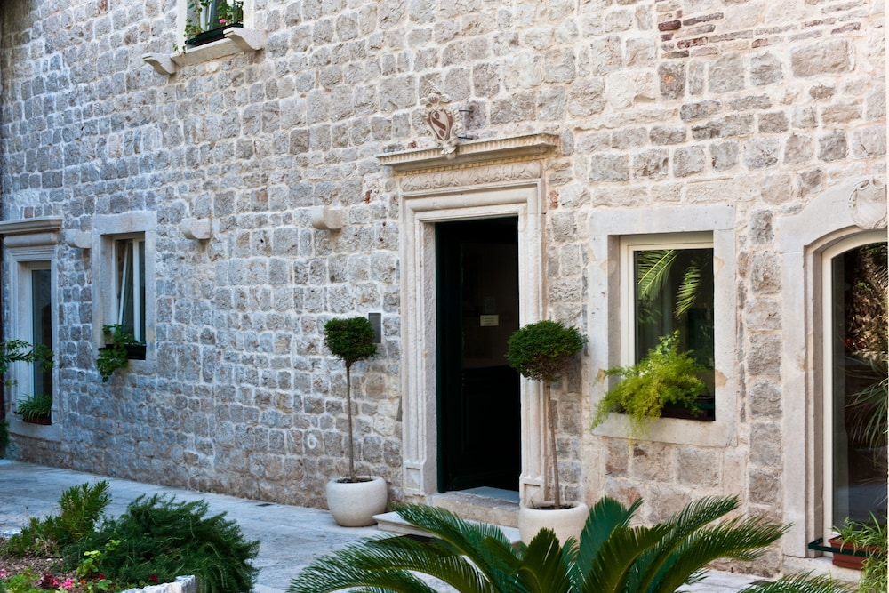 Property Entrance, Hotel Park Hvar