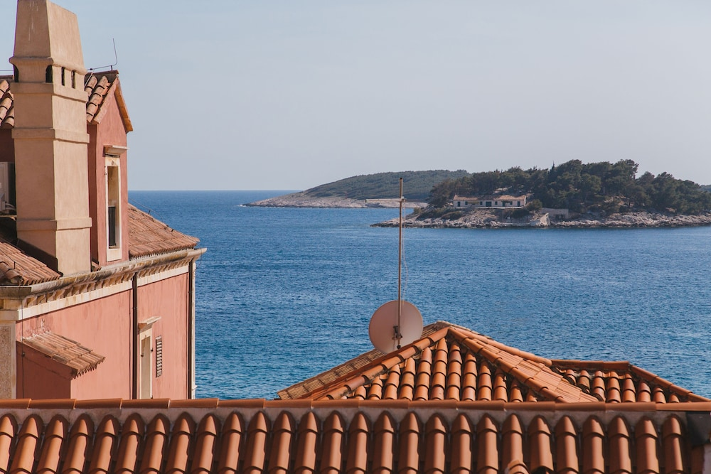 View from Room, Hotel Park Hvar