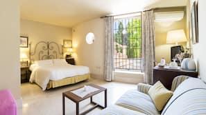 1 Schlafzimmer, Minibar, Verdunkelungsvorhänge