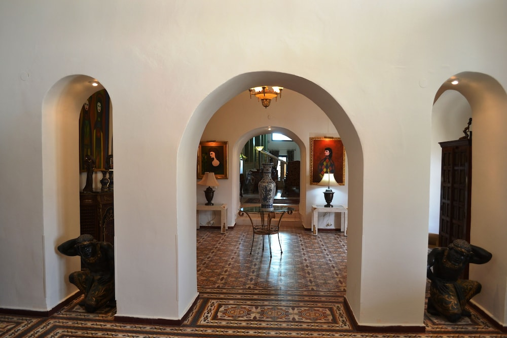 Interior, Palacio Domain Safed Luxury Boutique Hotel