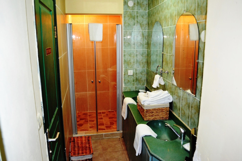 Bathroom Shower, Palacio Domain Safed Luxury Boutique Hotel