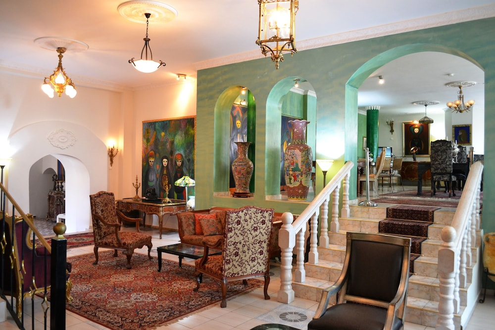Lobby Lounge, Palacio Domain Safed Luxury Boutique Hotel
