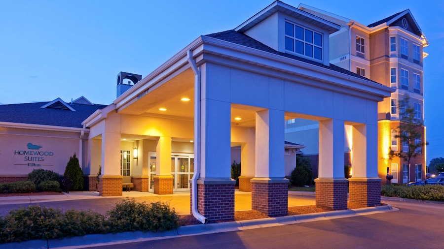 Homewood Suites by Hilton Minneapolis/St. Paul-New Brighton