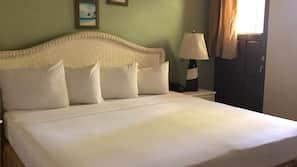1 bedroom, premium bedding, WiFi