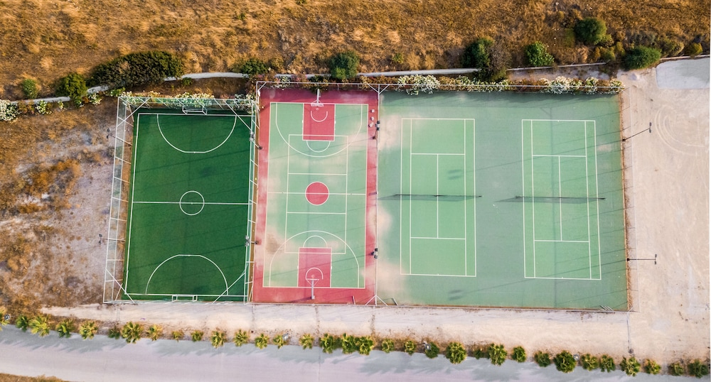 Sport Court, Kresten Royal Euphoria Resort