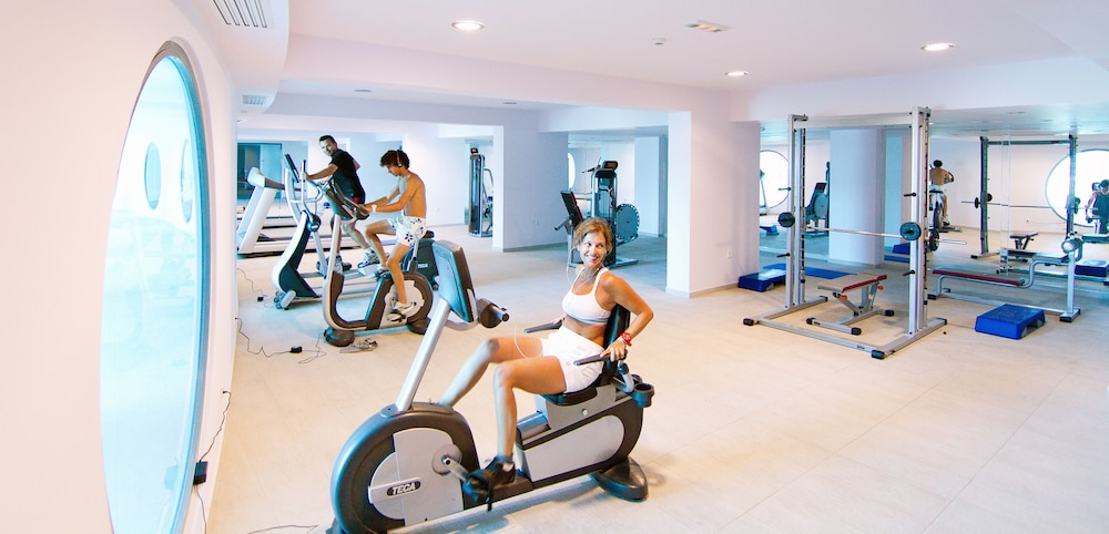 Gym, Kresten Royal Euphoria Resort