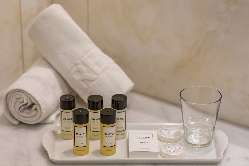 Bathroom Amenities, Kresten Royal Euphoria Resort