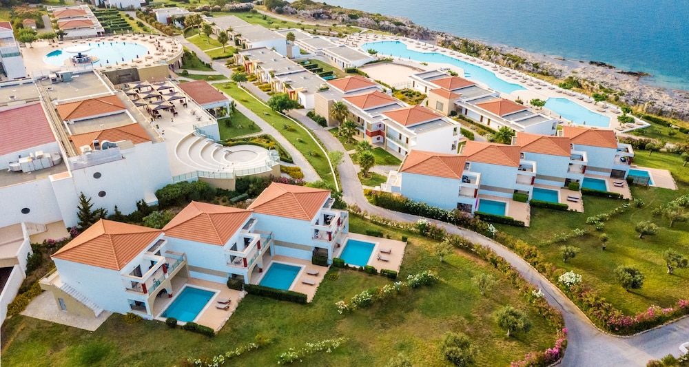 Aerial View, Kresten Royal Euphoria Resort