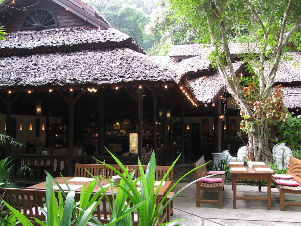Outdoor Dining, Fern Resort