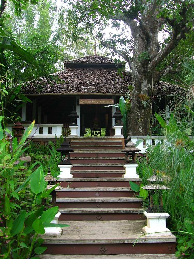 Interior Entrance, Fern Resort