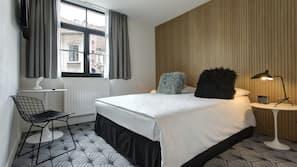 Luxe beddengoed, Select Comfort-bedden, een kluis op de kamer