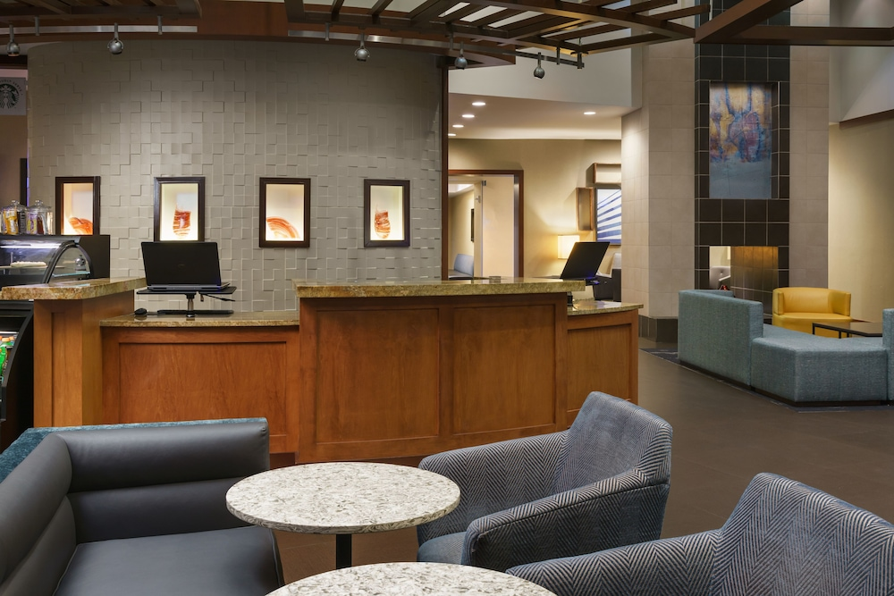 Reception, Hyatt Place Ft. Lauderdale Airport & Cruise Port
