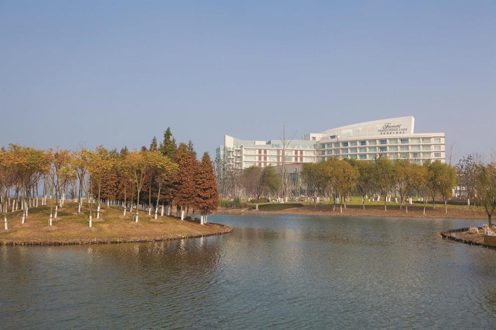 Fairmont Yangcheng Lake Deals  U0026 Reviews  Suzhou  Chn