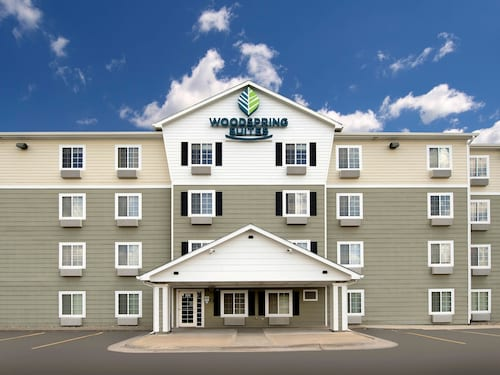 Great Place to stay WoodSpring Suites Council Bluffs near Council Bluffs